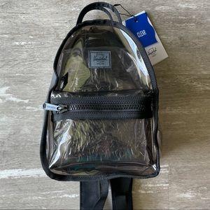 Herschel Supply Clear Nova Mini Backpack